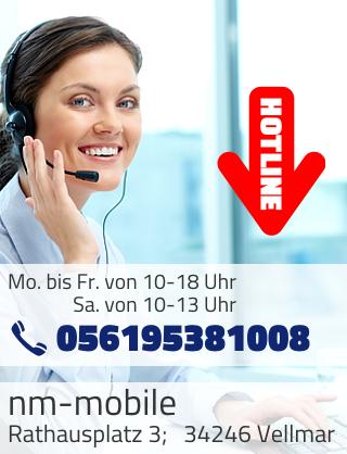 Hotline - 0561 95381008